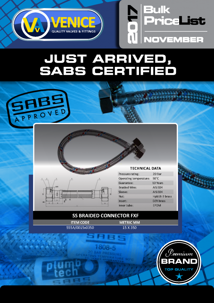 BRAIDED CONNECTORS website