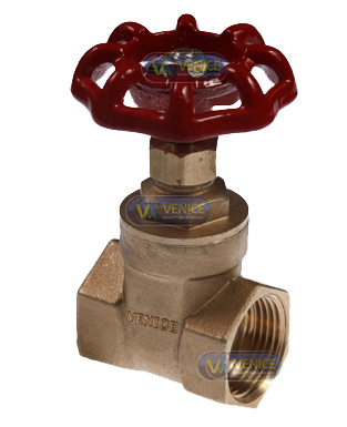 FIG 502 – Brass Gate Valve Full Bore